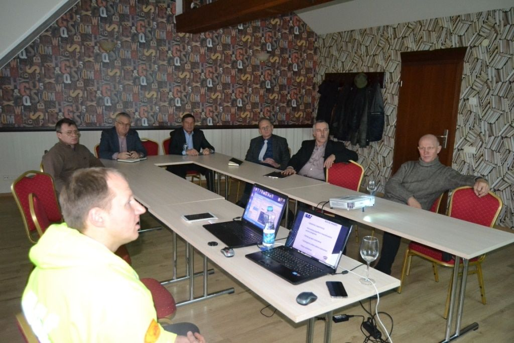 techninės pagalbos seminaras