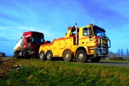 Sunkvežimių transportavimas