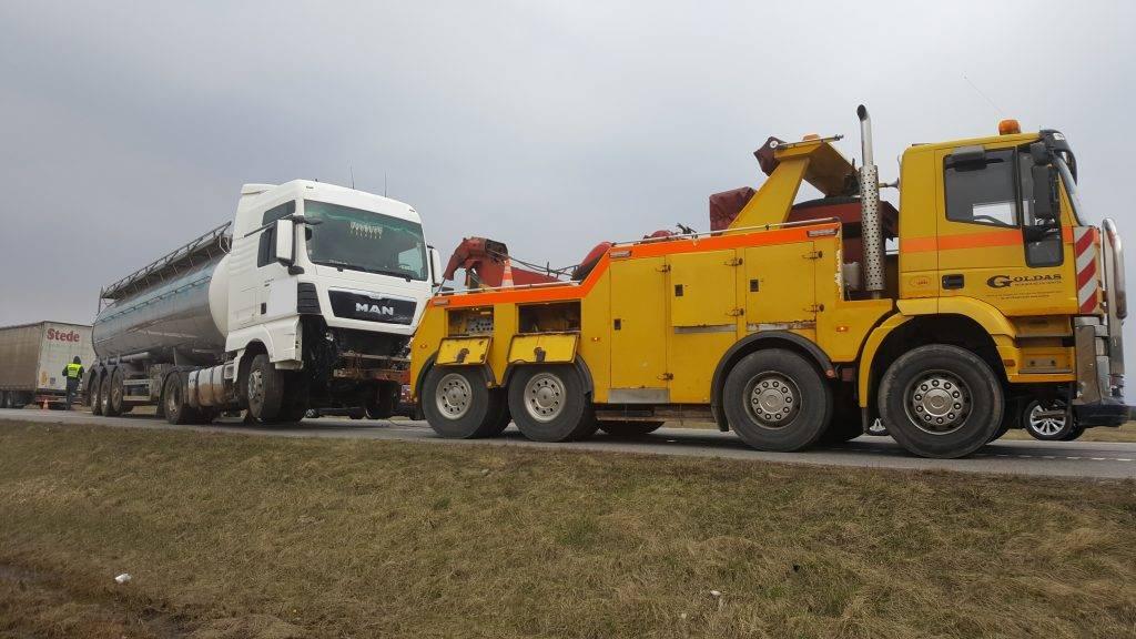 Techninė pagalba sunkvežimiams Marijampolėje Visą parą